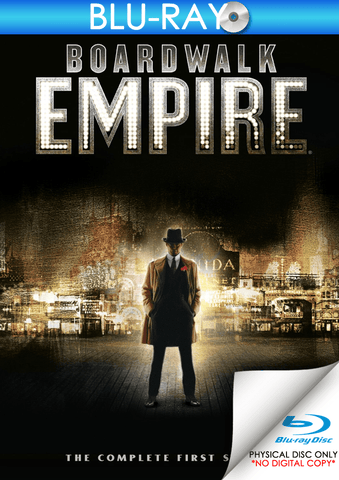 Boardwalk Empire: The Complete First Season (Blu-ray Disc) - eVideoClub