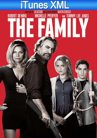 The Family iTunes XML - eVideoClub
