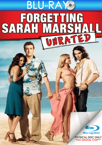 Forgetting Sarah Marshall (Unrated) (Blu-ray Disc) - eVideoClub