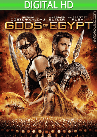 Gods of Egypt HD
