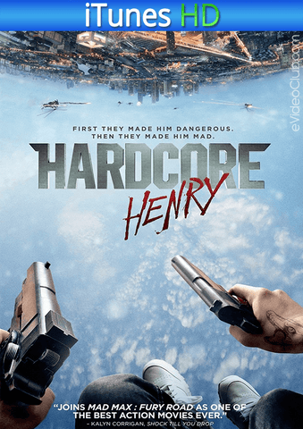 Hardcore Henry iTunes HD