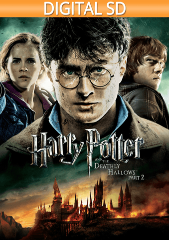Harry Potter and the Deathly Hallows: Part 2 SD - eVideoClub