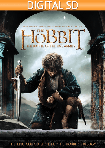 The Hobbit: The Battle of the Five Armies SD - eVideoClub
