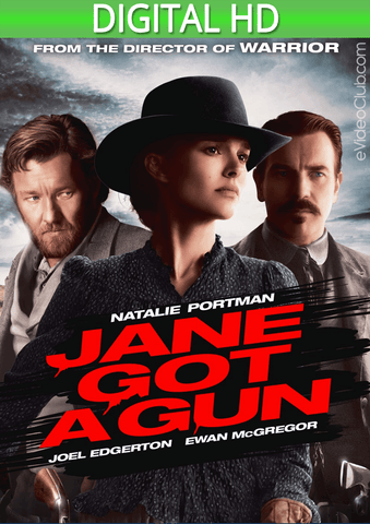 Jane Got a Gun HD - eVideoClub