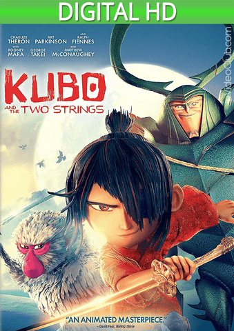 Kubo and the Two Strings HD