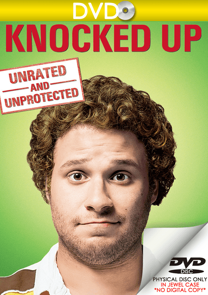 Knocked Up Unrated (DVD Disc)