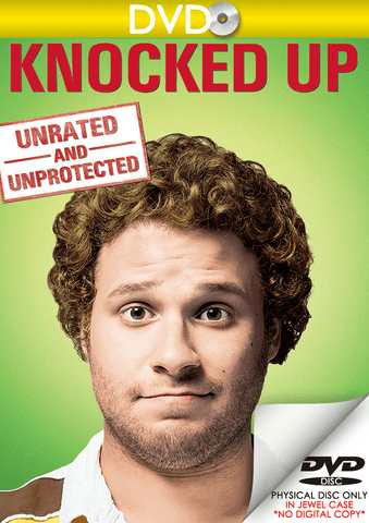 Knocked Up Unrated (DVD Disc) - eVideoClub