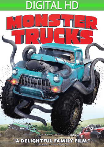 Monster Trucks HD