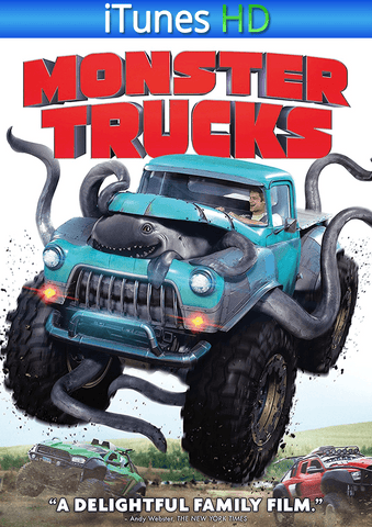 Monster Trucks iTunes HD