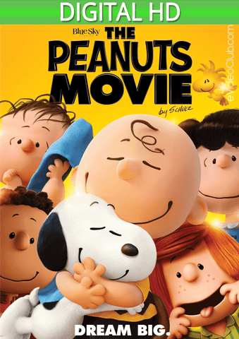 The Peanuts Movie HD - eVideoClub