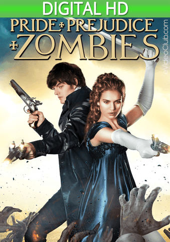 Pride and Prejudice and Zombies HD