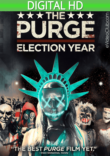 The Purge: Election Year HD