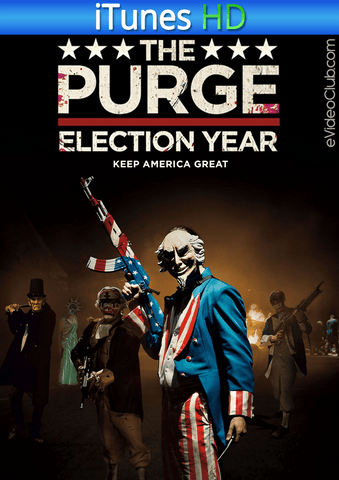 The Purge: Election Year iTunes HD