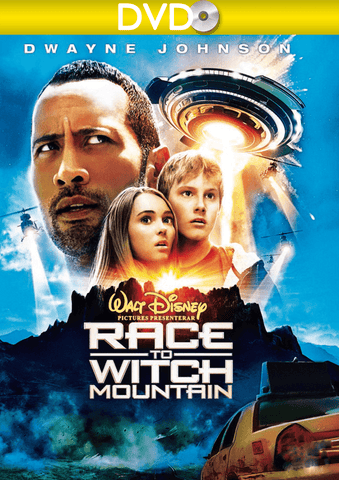 Race to Witch Mountain (DVD Disc) - eVideoClub