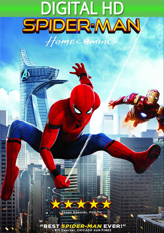 Spider-Man: Homecoming HD