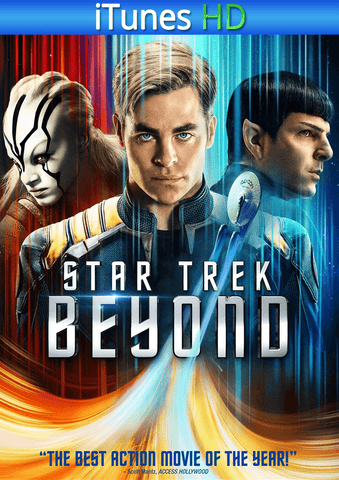 Star Trek Beyond iTunes HD
