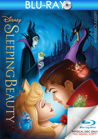 Sleeping Beauty (1959) (Blu-ray Disc) - eVideoClub
