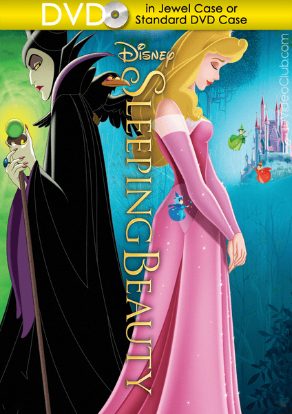 Sleeping Beauty (1959) (DVD Disc)