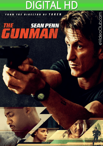The Gunman HD - eVideoClub