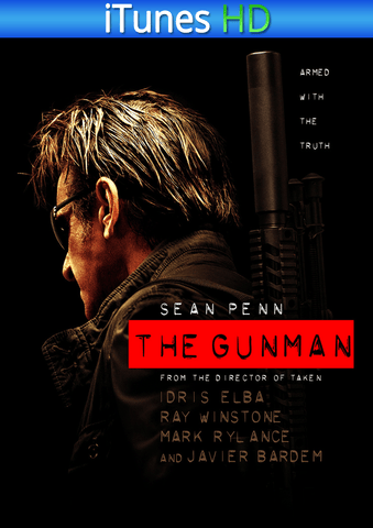 The Gunman iTunes HD - eVideoClub