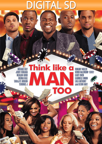 Think Like a Man Too SD - eVideoClub
