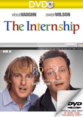 The Internship (DVD Disc) - eVideoClub