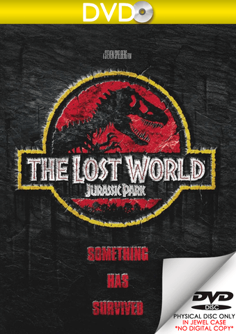 The Lost World: Jurassic Park (DVD Disc) - eVideoClub