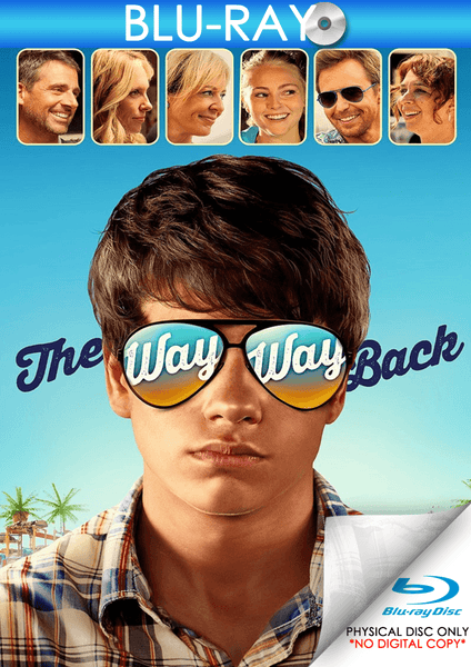 The Way Way Back (Blu-ray Disc)