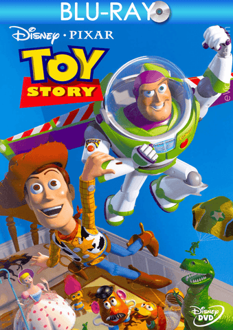 Toy Story (Blu-ray Disc) - eVideoClub