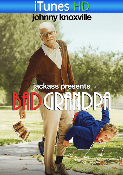 Bad Grandpa iTunes HD