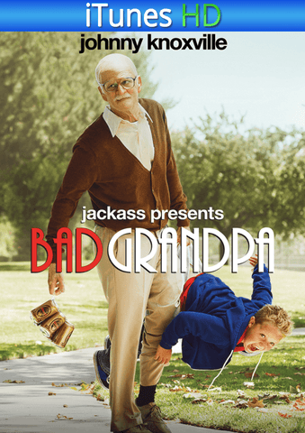Bad Grandpa iTunes HD - eVideoClub
