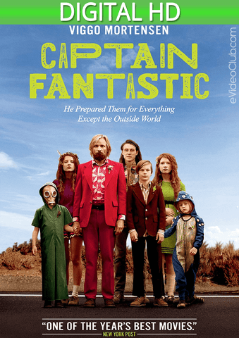 Captain Fantastic HD