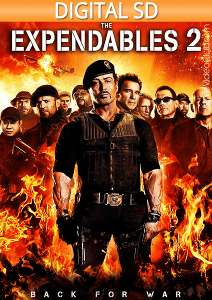 The Expendables 2 SD
