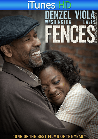 Fences iTunes HD