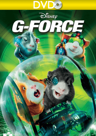 G-Force (DVD Disc) - eVideoClub