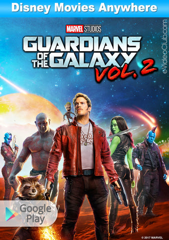 Guardians of the Galaxy Vol 2 (Google Play)