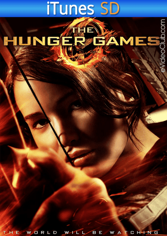 The Hunger Games (2012) iTunes SD - eVideoClub
