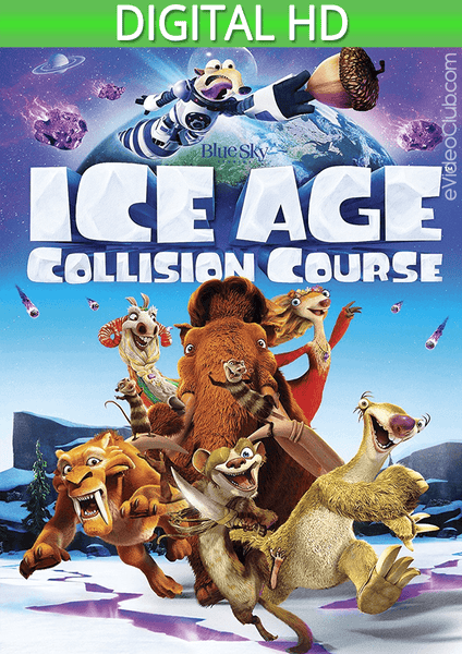 Ice Age: Collision Course HD