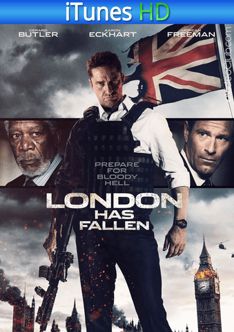 London Has Fallen  iTunes HD - eVideoClub