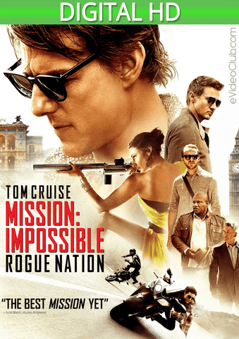 Mission: Impossible - Rogue Nation HD - eVideoClub