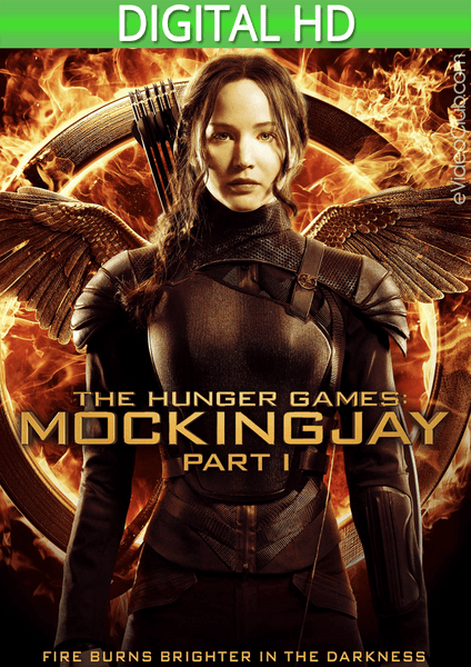 The Hunger Games: Mockingjay, Part 1 HD
