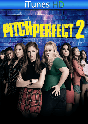 Pitch Perfect 2 iTunes HD - eVideoClub
