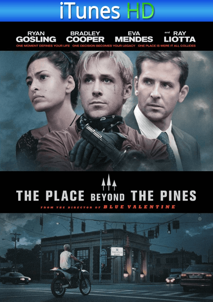 The Place Beyond The Pines iTunes HD