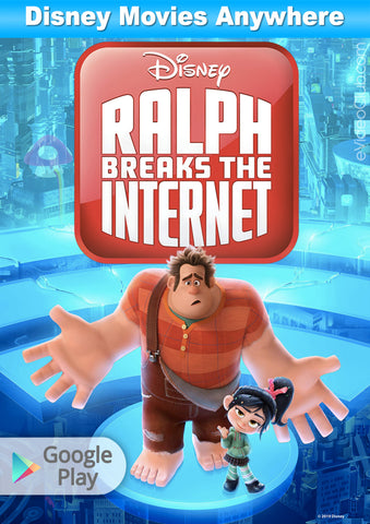 Ralph Breaks the Internet (Google Play)