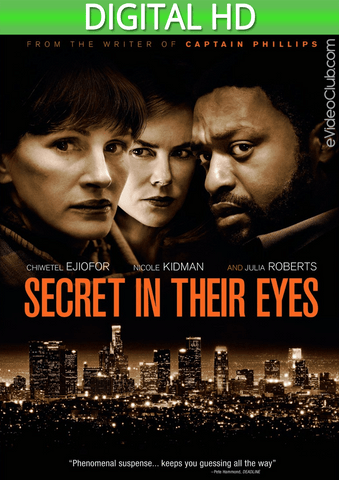 The Secret in Their Eyes HD - eVideoClub