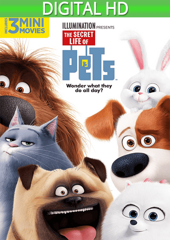The Secret Life of Pets HD