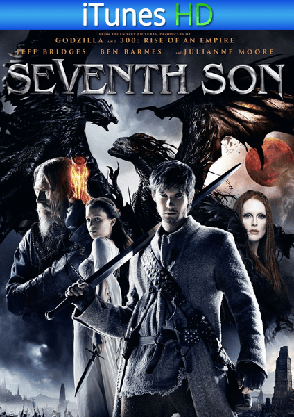 Seventh Son iTunes HD
