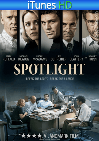 Spotlight iTunes HD - eVideoClub