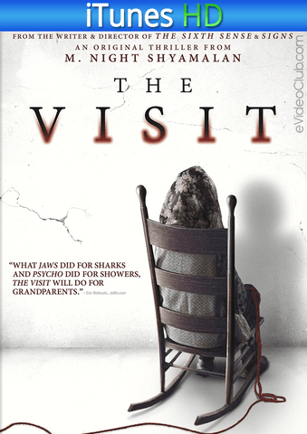 The Visit iTunes HD - eVideoClub