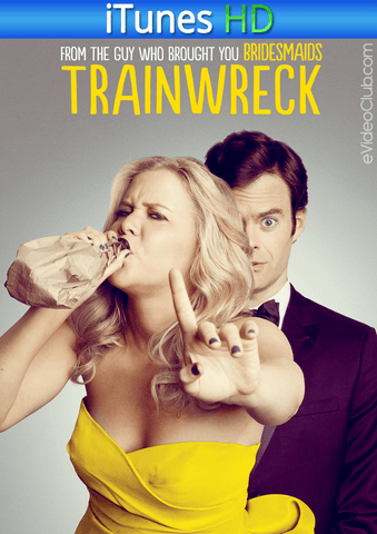Trainwreck iTunes HD - eVideoClub